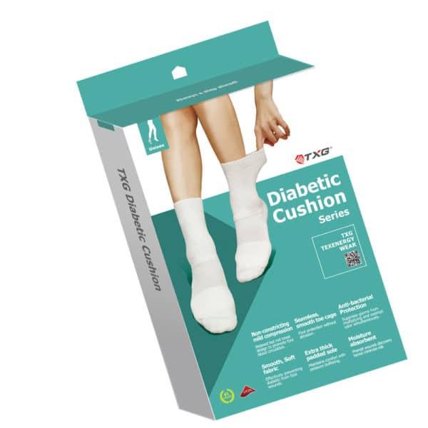 TXG Diabetic Cushion Sock Box
