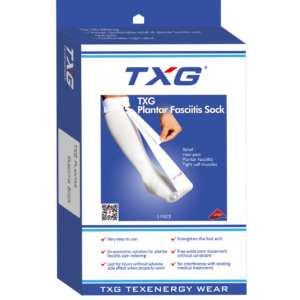 TXG Plantar Fasciitis Packaging