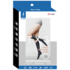 TXG Sheer Knee High Compression Stockings Packaging