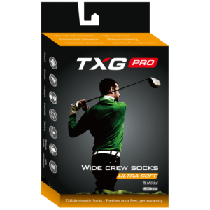 TXG Crew Sock Packaging
