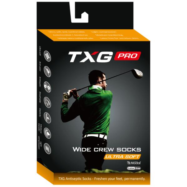 TXG Crew Sock Packaging