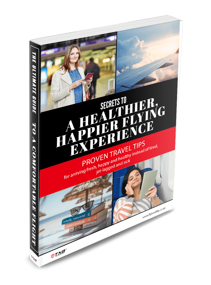 Secrets to a healthier, happier flying experience eBook