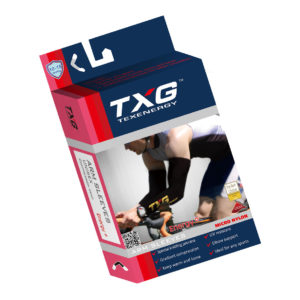 TXG Arm Compression Sleeves Packaging