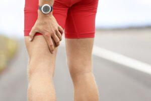 runner's legs feeling sore