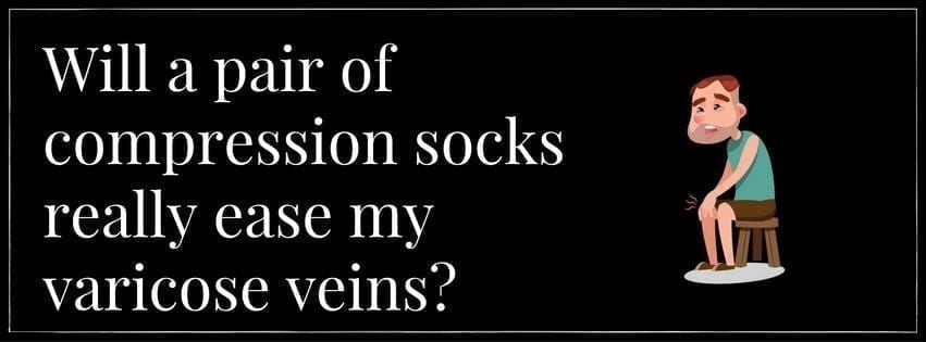 Compression Socks and Varicose Veins