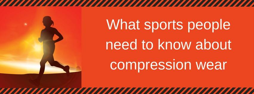 Sports Compression Wear